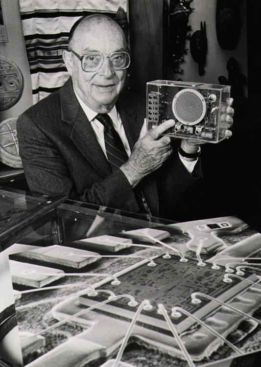 John Bardeen – Inventor of the Transistor