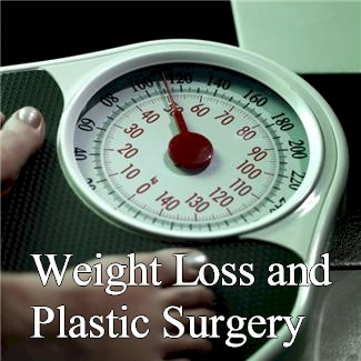 wight loos and plastic surgery