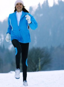 Cold Weather Exercise Ideas