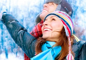 Healthy In Winter