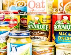 Sugary Processed Foods