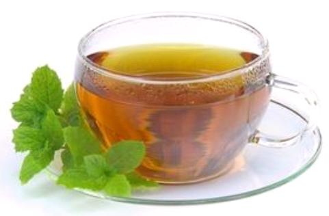Daily Health Tips peppermint tea