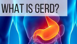 What is GERD