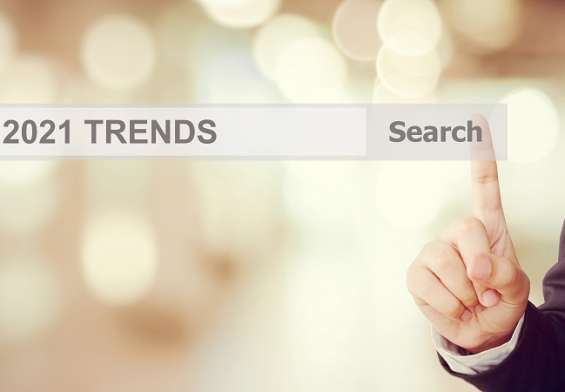 SEO 2021 trends search bar